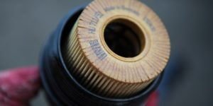 Tipos de filtros hidráulicos