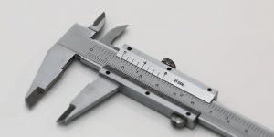Como se mide el diámetro de un tornillo